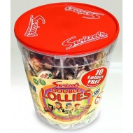 SWIZZELS Double Lollies x120+10